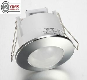 Image Is Loading 360 Degree Recessed PIR Ceiling Occupancy Motion Sensor