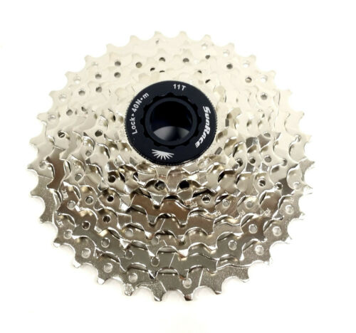 SunRace CSM66 8-Speed 11-32t Bicycle Cassette