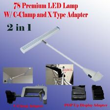 78 Led Display Light Booth Panel Pop Up Trade Show With Clamp Las Vegas Approved