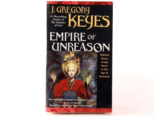 Empire of Unreason (Age of Unreason, Bk 3)