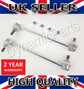JAGUAR-X-TYPE-FRONT-STABILISER-ANTI-ROLL-BAR-DROP-LINKS-C2S39552-2X
