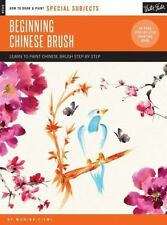 How to Draw & Paint: Special Subjects: Beginning Chinese Brush : Discover the...