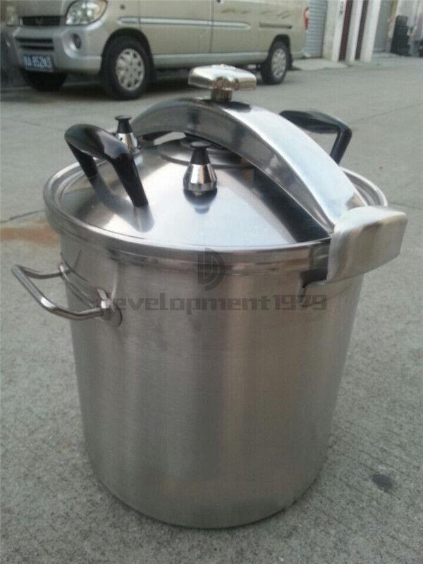 ETON ET-DYG-50 Commercial stainless steel high capacity gas pressure cooker 51L
