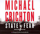 State of Fear by Michael Crichton (CD-Audio, 2004)