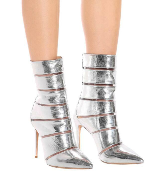 Womens Sz35-46 Sexy Oxford Pointy Toe Stilettos European High Heel shoes Sz35-46