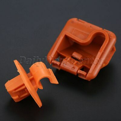 Car Bonnet Rod Stay Clip Base Fasteners Retainers 1U0823570A fit for Skoda Fabia