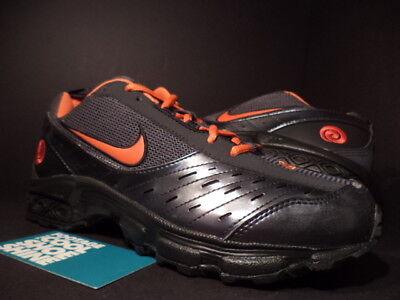 2006 Nike Air Max RIVAL GT AF GREY BLACK ORANGE NARUTO ASIA 313963-081 6.5Y 6.5 | eBay