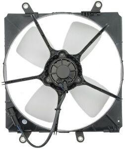 Engine-Cooling-Fan-Assembly-Dorman-620-513-fits-87-91-Toyota-Camry-2-0L-L4