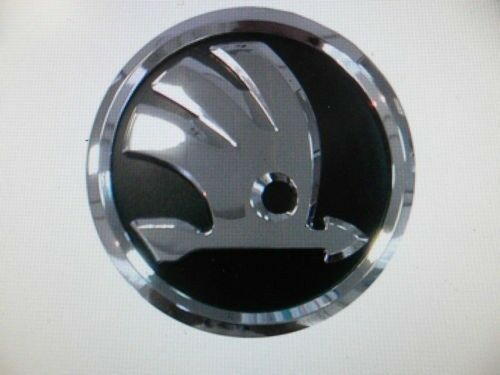 Citigo Rear Skoda Logo Badge  1ST853630AAUL