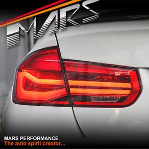 Lci Style Tail Lights Led Indicators For Bmw 3 Series F30 Sedan