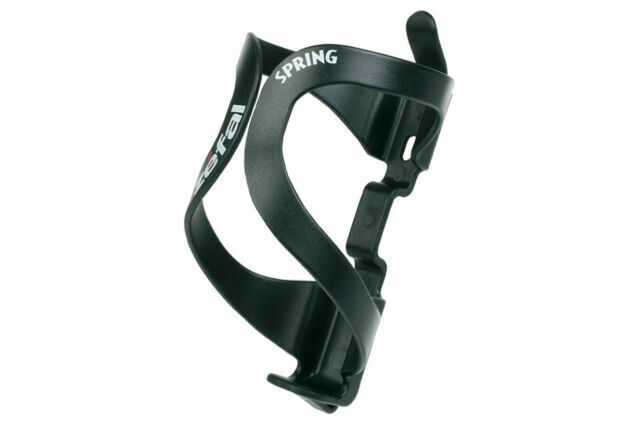 ZEFAL SPRING COMPOSITE BLACK WATER BOTTLE CAGE