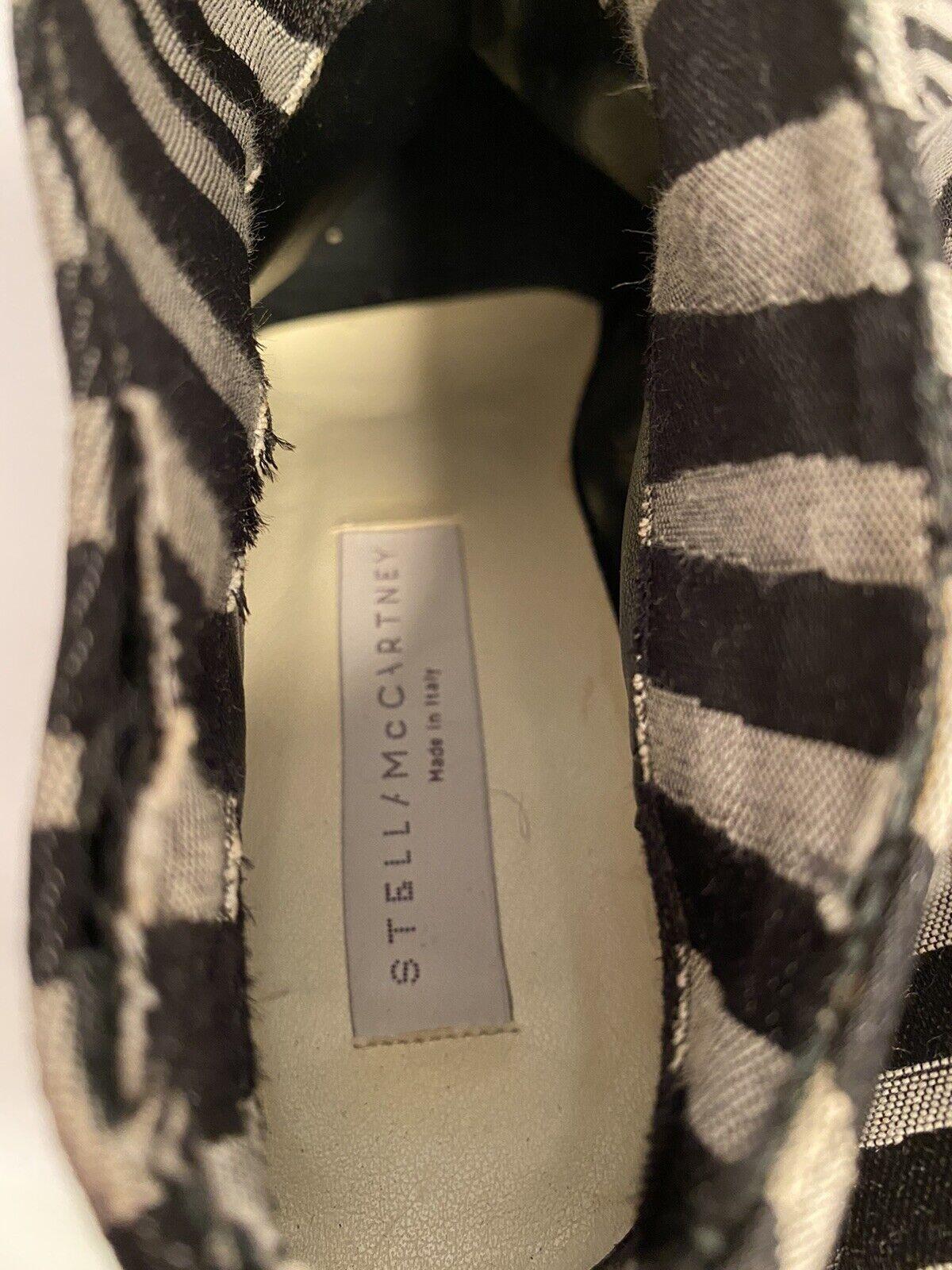 Stella McCartney Zebra Striped Boots Size 36 - image 7