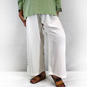 3x Ankle Clothing Nwt 100 Monica avorio Detail Seta Button Citron Pantaloni Santa q7cawSPpc1