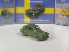 Wiking C&I Sondermodell Volvo PV 444 Military Sweden Sverige Edition Nr. 3