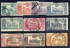 EDIFIL Nº 257/66 PRECIOSA SERIE USADA (108)
