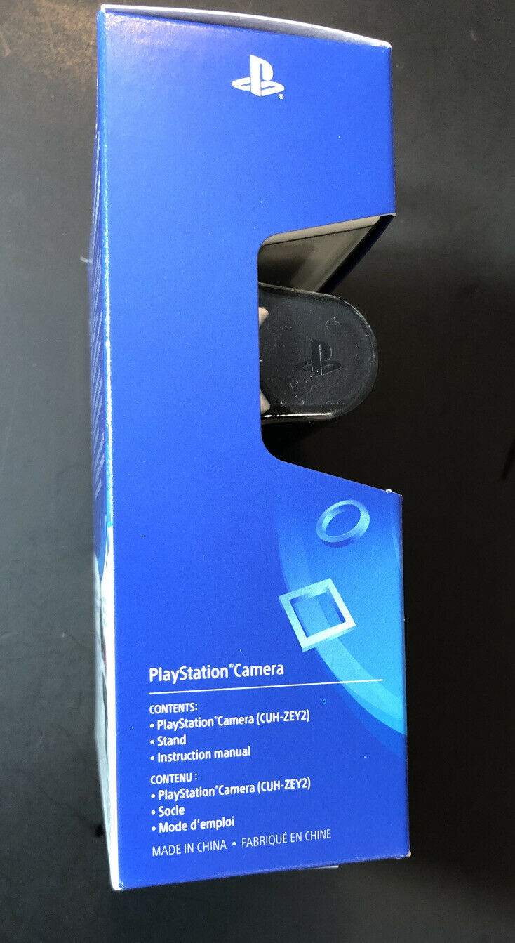 Sony PlayStation Camera for PS4 [ Model CUH-ZEY2 ] NEW
