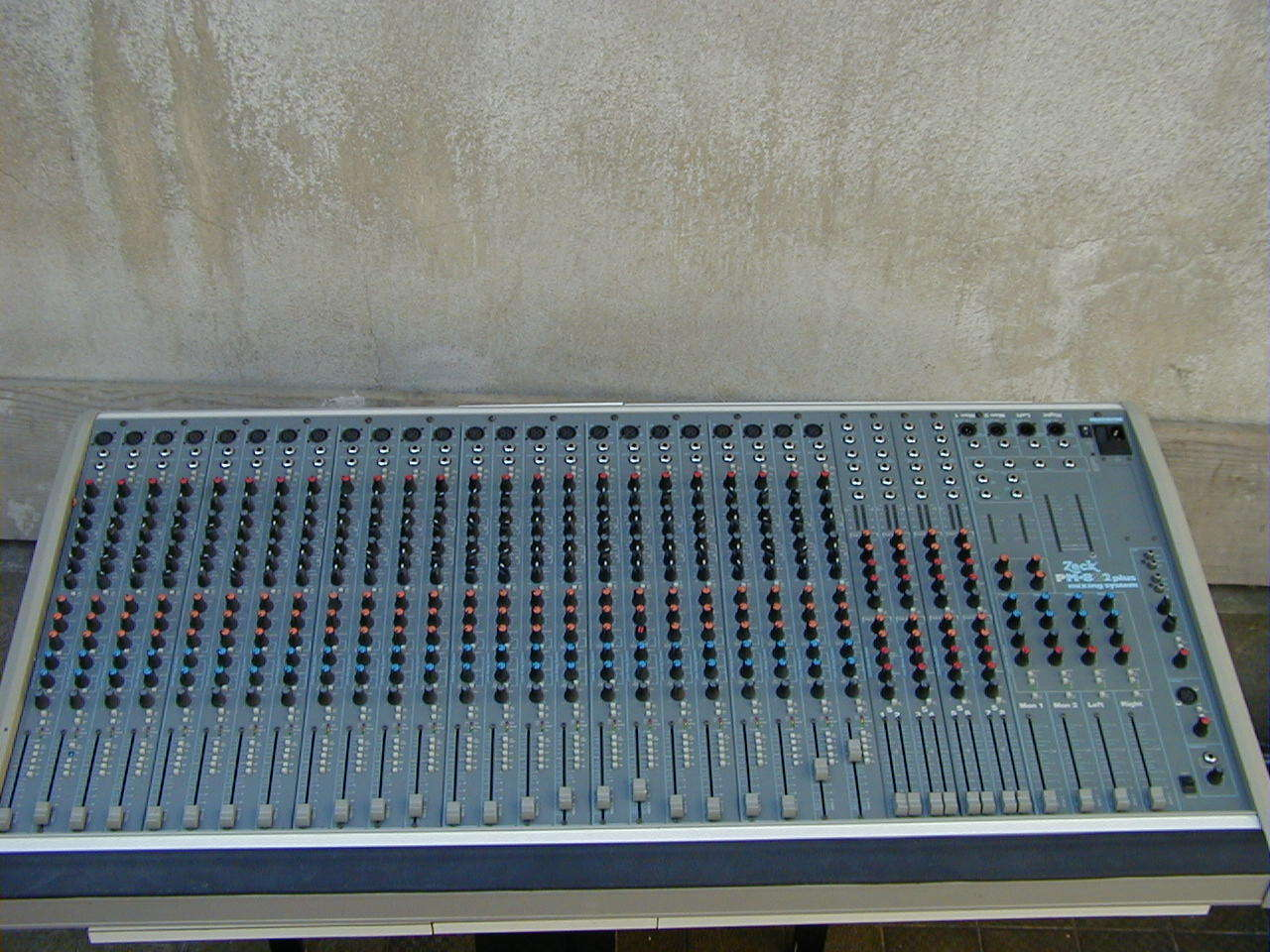 ZECK 24-8-2 MIXER - made in GERMANY QUALITY