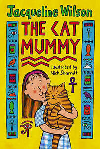 The-Cat-Mummy-by-Jacqueline-Wilson-Good-Book-Paperback-Fast-amp-FREE-Delivery