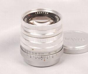 Chiyoko-Super-Rokkor-50mm-f2-C-Leica-L39-Screw-MINOLTA-016464
