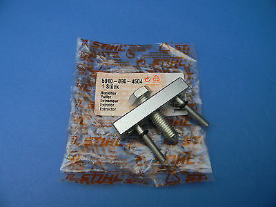 Stihl OEM new chainsaw specialty tool 5910 890 4504 flywheel puller MS201T MORE