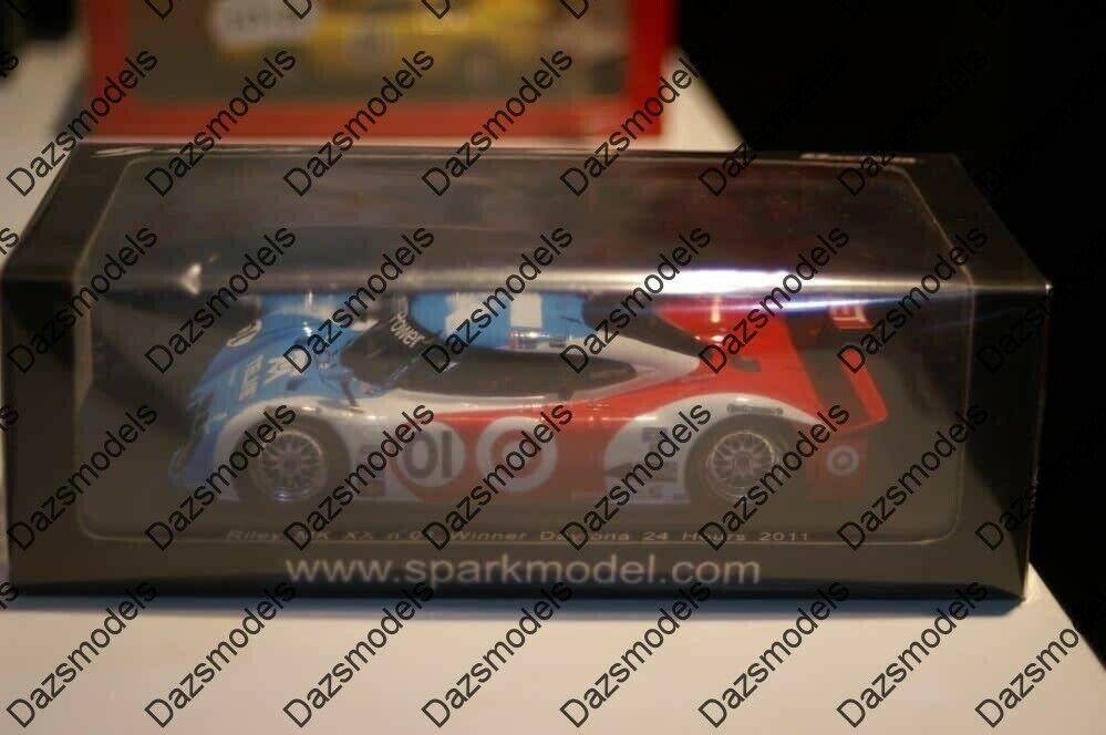 Con 100% de calidad y servicio de% 100. Spark Riley MK XX  01 Winner Winner Winner Daytona 2011 43DA11 Resina  ahorre 60% de descuento