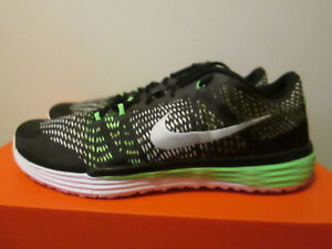 3a8b6f1d02f1 Nike Lunar Trainer 1 Black 803879-013 Performance Running Training ...