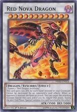 Red Nova Dragon (HSRD-EN024) -  Rare First ed. Yugioh
