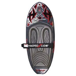 NEW-Hydroslide-Revolution-Kneeboard-Black-52-Inch-FREE-SHIPPING
