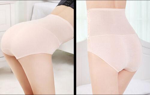 Women High Waist Panty Underwear Body Shaper Hip Abdomen Tummy Control PantyHICA