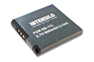Batterie-600mAh-pour-CANON-NB-11L-PowerShot-A3400-A4000-IS