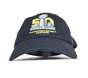 NFL Super Bowl 50 San Francisco Bay Area 47 BranD Ball Cap Hat ... 45f99fabd