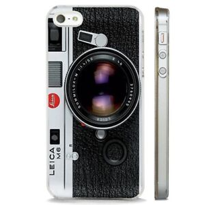 new arrival e5709 83298 Details about Vintage Leica Camera Photography CLEAR PHONE CASE COVER fits  iPHONE 5 6 7 8 X