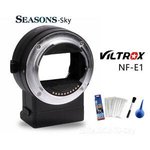VILTROX-NF-E1-Auto-Focus-Lens-Adapter-for-Nikon-F-Lens-to-Sony-E-mount-A9-A7II