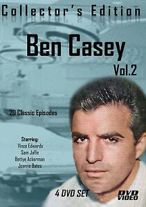 Ben-Casey-20-Classic-Episodes-4-DVD-R-Set-Volume-TWO