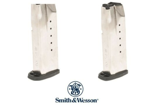 2 Pack Smith /& Wesson SD40 S/&W 10 Round .40 FACTORY Magazine Mag Magazines 40CAL