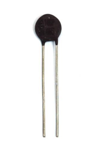 10pc NTC Thermistor Surge Protection 10SP010 N10SP010 10Ω φ10mm 10mm UEI Taiwan