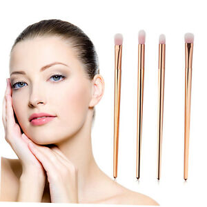 4Pc-Rose-Gold-Soft-Fiber-Makeup-Eye-Shadow-Foundation-Blending-Brushes-BK