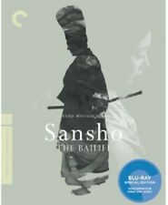 Sansho the Bailiff [Criterion Collection] (2013, Blu-ray NEUF)