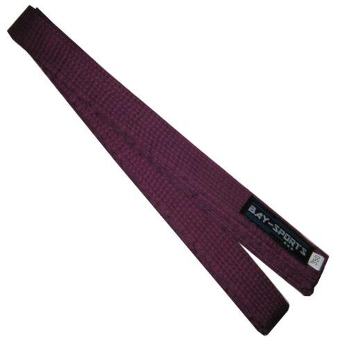 Yogagurt weich gepolstert ohne Schlaufe Baumwolle 160-350 cm Yogagürtel