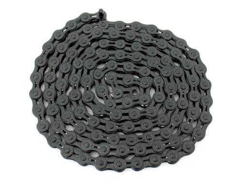 Single PYC SP111 FIXIE BMX Bike Hollow Chain 116L PTFE coating fit KMC D101