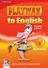 Playway to English Level 1 Pupil's Book: Level 1 by Herbert Puchta, Gunter Gerngross (Paperback, 2009)