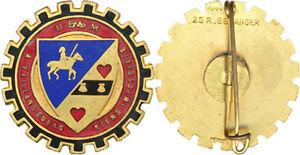 58-Bataillon-de-Mitrailleurs-email-dos-lisse-D-Ber-Dep-ref-4409