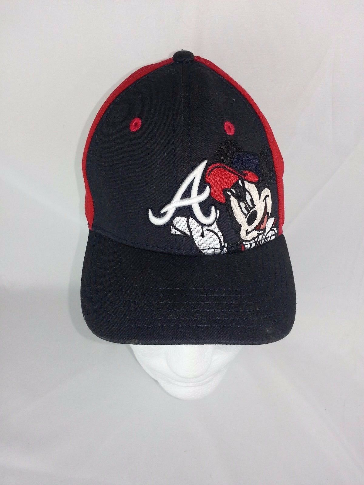 20d05698e358c ... low cost atlanta braves mlb disney mickey mouse new era cap hat child  toddler baseball 77773