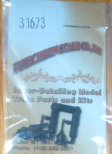Precision Scale HO #31673 Cylinders (2), w/2 Levers, Brake, Plastic Parts