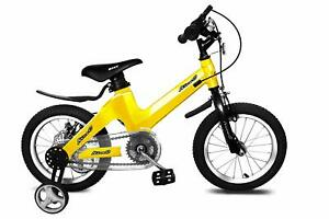 12-034-14-034-16-034-18-034-Kids-Bike-Bicycle-Boys-amp-Girls-with-Training-Wheels-Disk-Brake