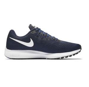 638b9098bfd99 Mens NIKE ZOOM WINFLO 4 Binary Blue Running Trainers 898466 400
