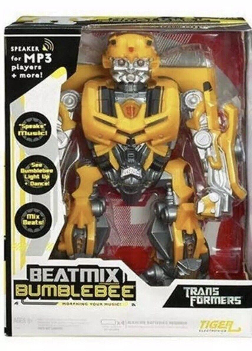 Hasbro Transformers Movie Beatmix Bumblebee