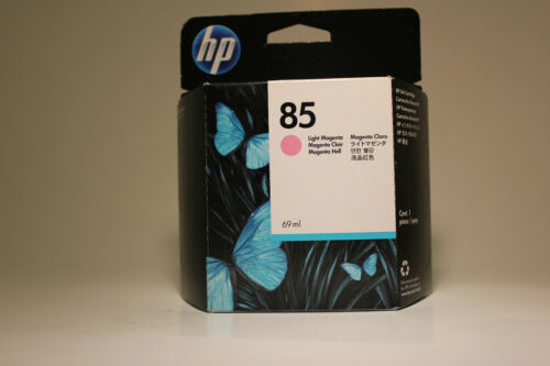 1 von 1 - HP 85 Tintenpatrone C9429A Light Magenta für DesignJet 130 Series Neu + Original