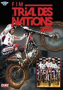 Trials Des Nations 2012 DVD [Region 0] [NTSC] -  CD EOVG The Fast Free Shipping