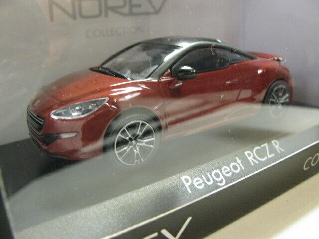en stock 1 43 Norev Norev Norev Peugeot RCZ R Diecast  ventas en linea